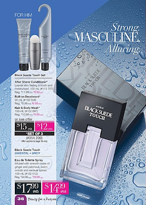 Avon Catalogue After Shave Offers May 2016