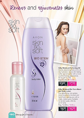 Avon Catalogue Skin Care Jun 2016