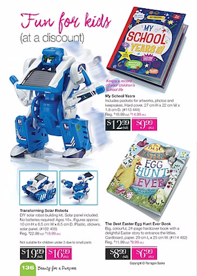 Avon Catalogue Toy Sale Jun 2016