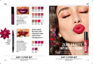 Instagram Makeup With Avon Campaign 1 2020!