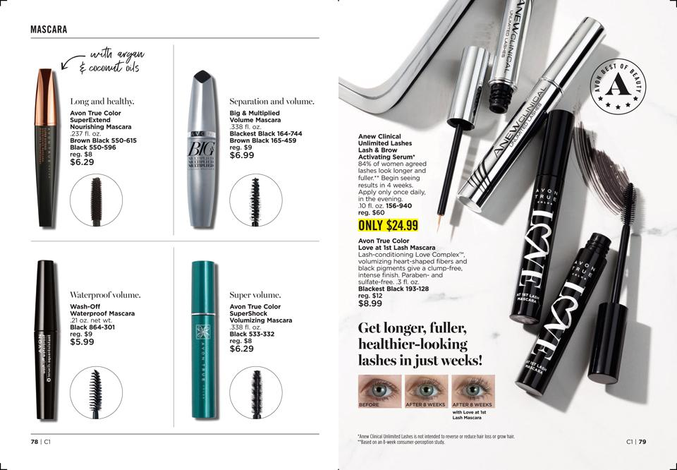 Office Makeup Tips With Products Of Avon Campaign 1 2020
